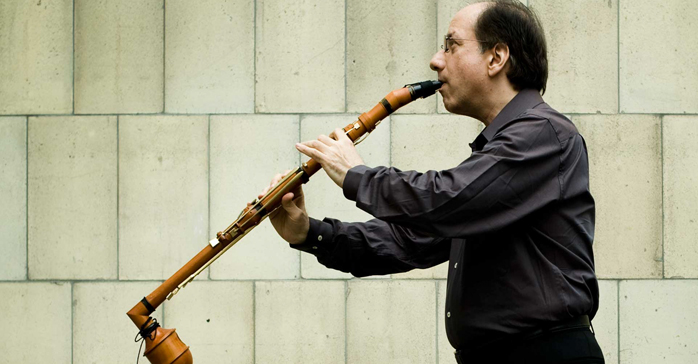 5 pieces of advice for clarinetists from Charles Neidich