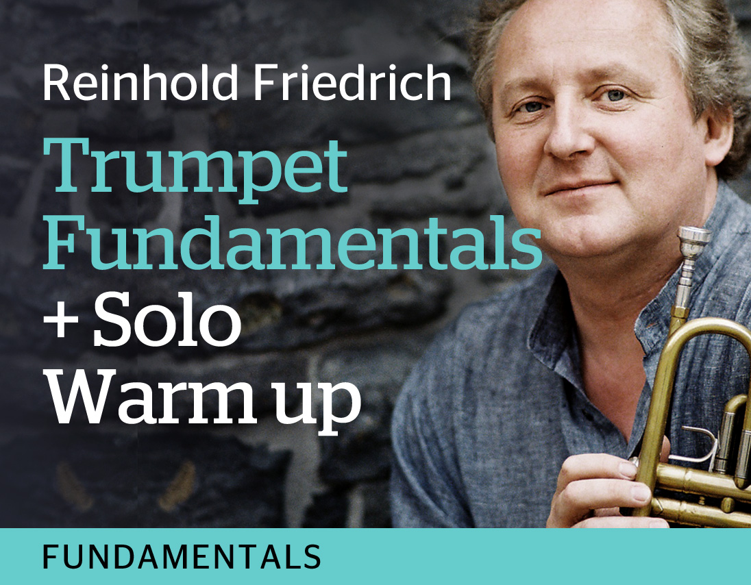 Trumpet Fundamentals and Solo Warm up - Lessons and